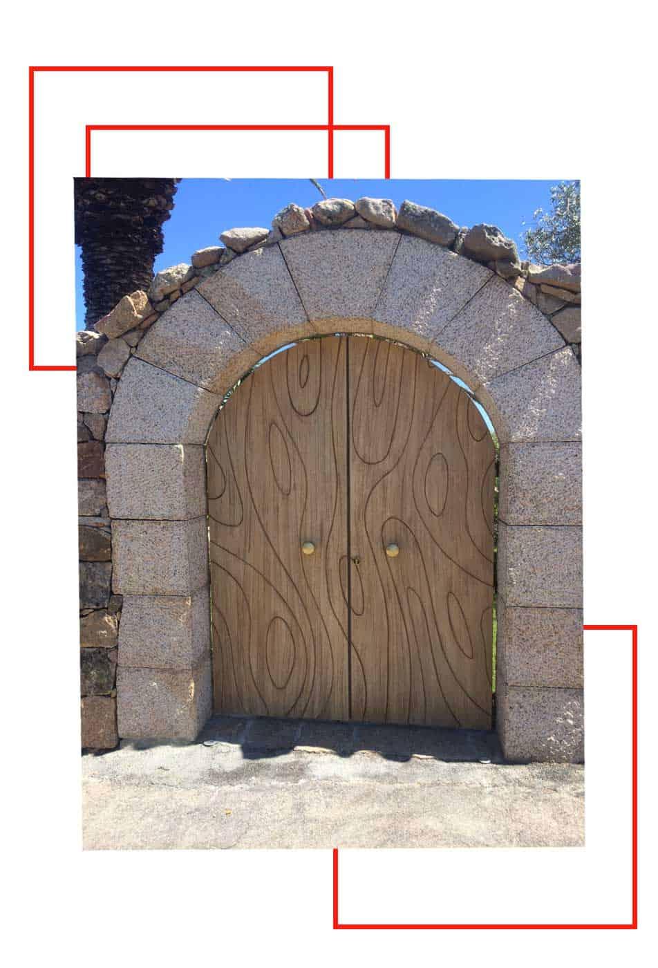 Porte In Pvc Per Esterni.Falegnameria Nord Legno Calangianus Lavorazione Del